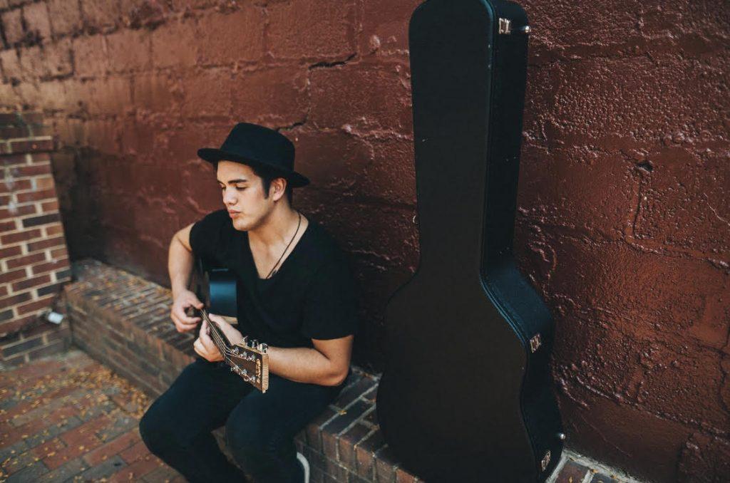 Grayson Moon Musician